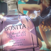 BONITA/MIGHTY JAM ROCKジャケット画像