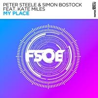 My Place - PETER STEELE - SIMON BOSTOCK - KATE MILES