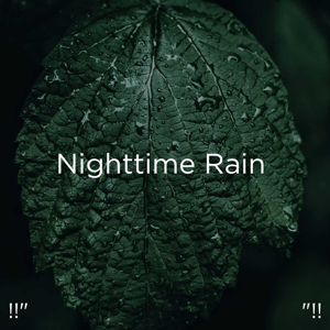 "Rain Sounds & Rain for Deep Sleep - !!"" Nighttime Rain ""!!"