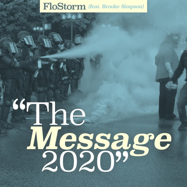 The Message 2020 (feat. Brooke Simpson) - Single