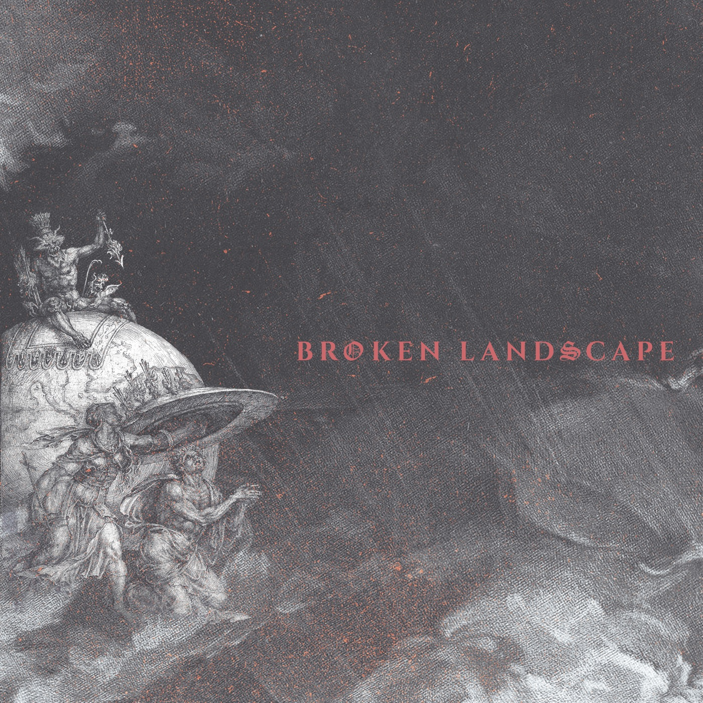 Bolu2 Death - Broken Landscape [single] (2020)