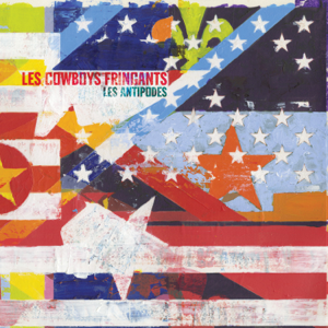 Les Cowboys Fringants - Sur mon épaule