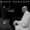 Maan Hamadeh - In Different Tastes, Vol. 5 обложка