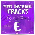 Pro Backing Tracks E, Vol.9