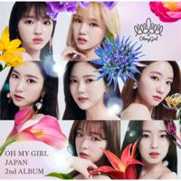 OH MY GIRL - OH MY GIRL JAPAN 2nd ALBUM artwork