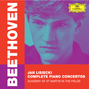 Beethoven: Complete Piano Concertos (Live at Konzerthaus Berlin / 2018) - Jan Lisiecki, Academy of St. Martin in the Fields & Tomo Keller - Jan Lisiecki, Academy of St. Martin in the Fields & Tomo Keller