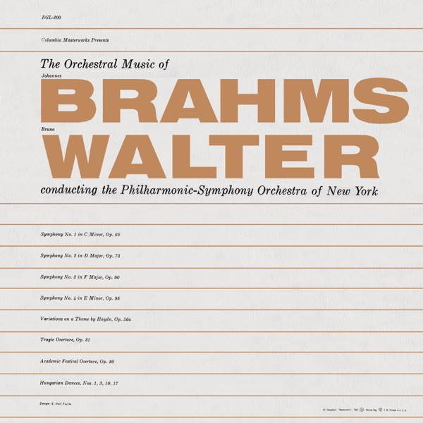 Brahms: Orchestral Music (Remastered)