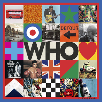 WHO Deluxe The Who album songs, reviews, credits