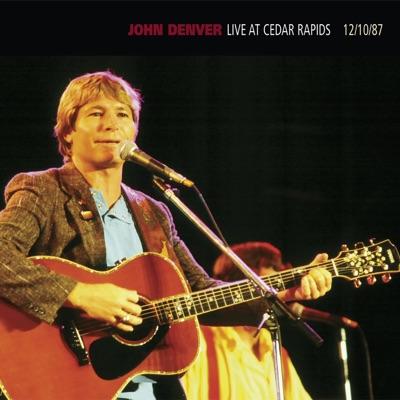 Live At Cedar Rapids - 12/10/87 - John Denver