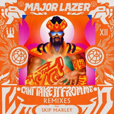 Can't Take It from Me (feat. Skip Marley) - EP - Major Lazer