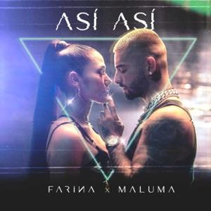 Farina & Maluma - Así Así