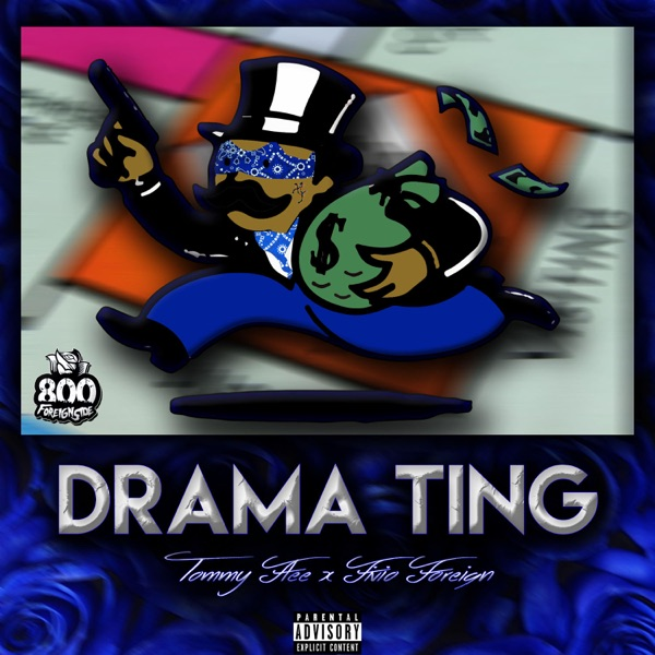 Drama Ting (feat. Fivio Foreign) - Single