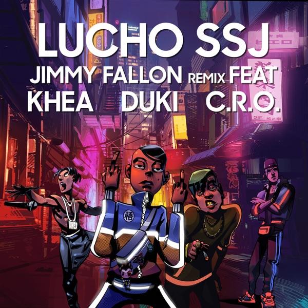 Jimmy Fallon  (feat. Duki, Khea & C.r.o) [Remix] - Single