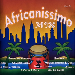 Africa Singer - Africanissimo Mix, Vol. 3