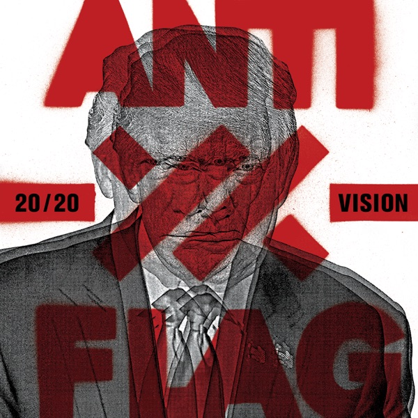 Anti-Flag mit Hate Conquers All
