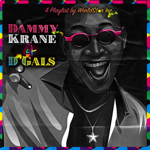 Dammy Krane - 4 D Girls - EP