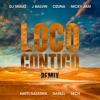 Loco Contigo (Remix) [feat. Nicky Jam, Natti Natasha, Darell & Sech] - Single, DJ Snake, J Balvin & Ozuna