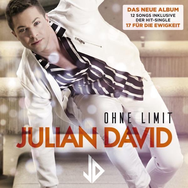 Julian David mit Ring frei