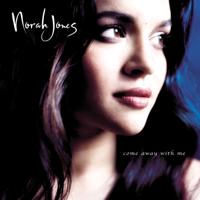 Norah Jones - Come Away With Me artwork
