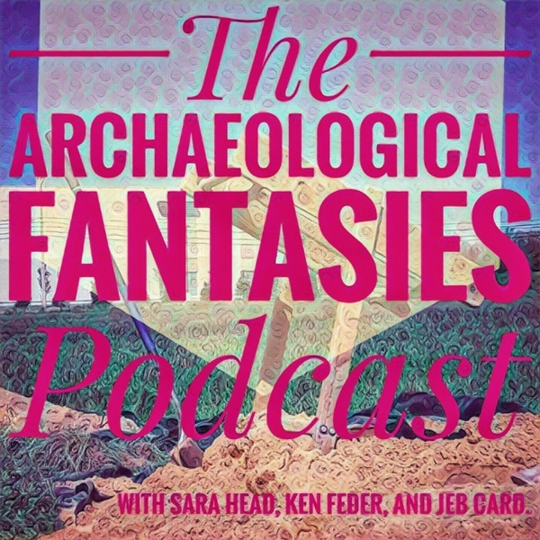 Archaeologists and Horror Movies in the MonsterTalk Crossover, Ep 101