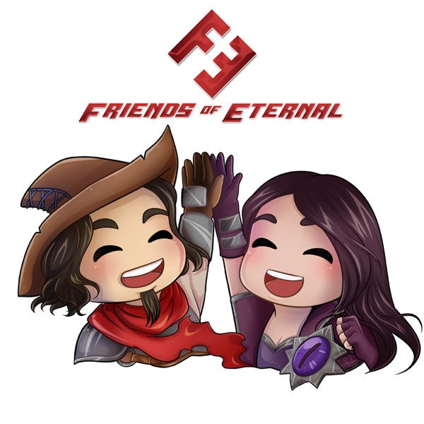 FECast Episode 3 – Friends of Eternal – Podcast – Podtail