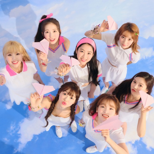 OH MY GIRL – BUNGEE (Japanese Version) – Single