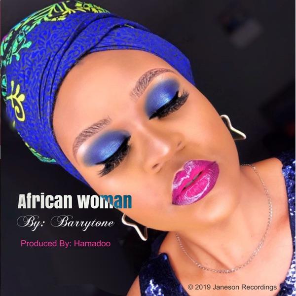 Barrytone - African Woman - EP