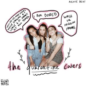 Avenue Beat - the quarantine covers