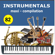 Diverse artiesten - Instrumentals Maxi-Compilation 82