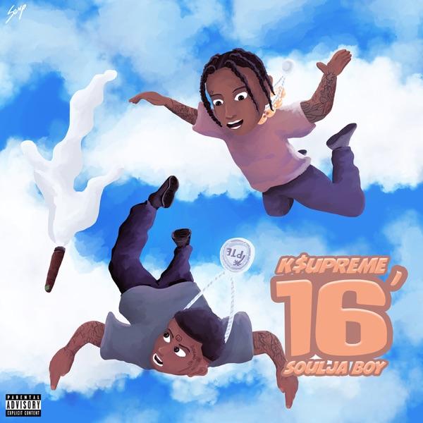 16' (feat. Soulja Boy) - Single
