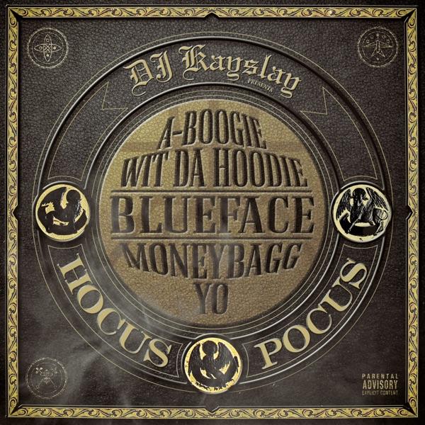 Hocus Pocus (feat. A Boogie wit da Hoodie & Moneybagg Yo) - Single