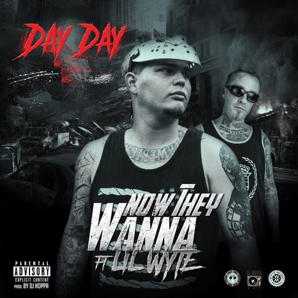 Now They Wanna (feat. Lil Wyte) - Single