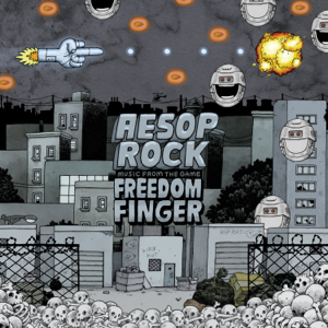 Aesop Rock - Freedom Finger (Music from the Game)