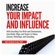 Gini Graham Scott, Ph.D. - Increase Your Impact and Influence: With Everything from Books, Blogs, and Scripts to Videos, Online Courses, Workshops, and Consulting (Unabridged)