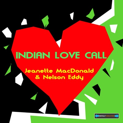 Indian Love Call - EP - Jeanette MacDonald