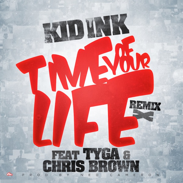 Time of Your Life (Remix) [feat. Tyga & Chris Brown] - Single