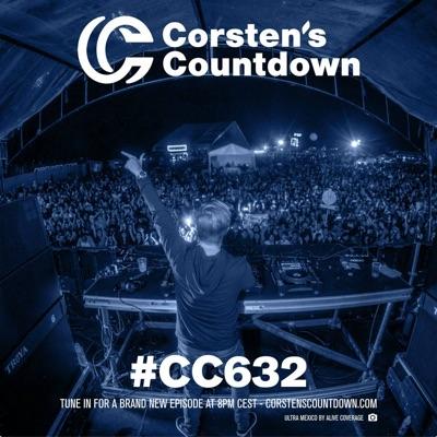 Corsten's Countdown 632 - Ferry Corsten
