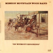 Mission Mountain Wood Band - morning red