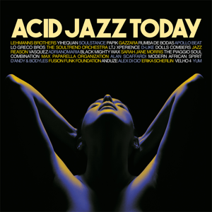 Various Artists - Acid Jazz Today