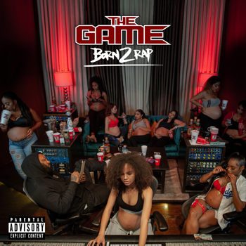 The Game Born 2 Rap music review
