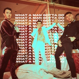 Jonas Brothers – What a Man Gotta Do – Single [iTunes Plus M4A]