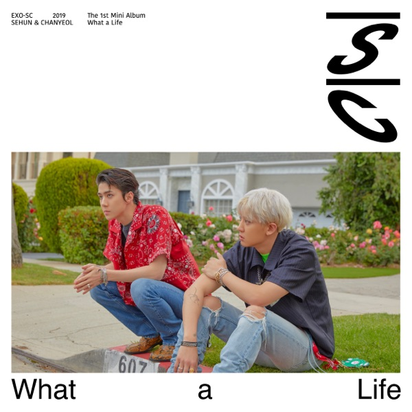 What a life - The 1st Mini Album - EP