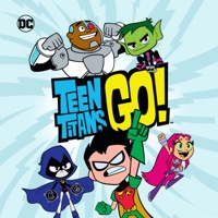 Teen Titans Go!: Seasons 1-5 (iTunes)