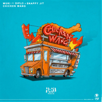 Wuki - Chicken Wang (feat. Diplo, Snappy Jit) artwork