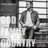 Craig Morgan - God, Family, Country  artwork