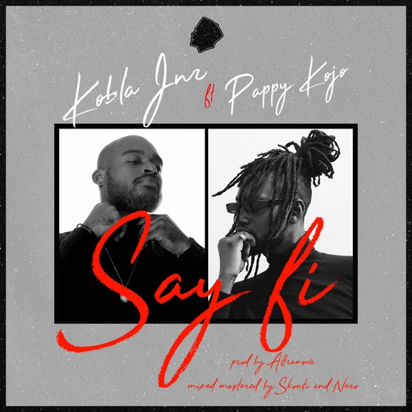 Say Fi (feat. Pappy Kojo) - Single