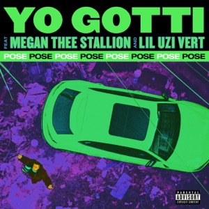 Pose (feat. Megan Thee Stallion & Lil Uzi Vert) - Single