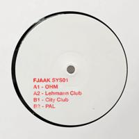 FJAAK - Sys01 - EP artwork