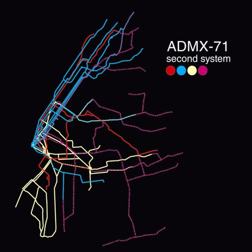 Second System by ADMX-71