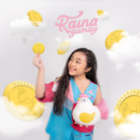 Download Raina Gumay - Menabung - Single Gratis, download lagu terbaru